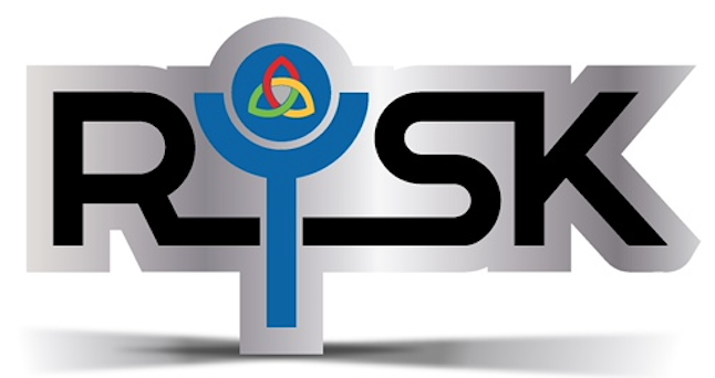 Risk Intelligence Skill & Knowledge RYSK Pin